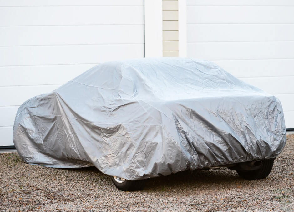 Best Car Covers For Outdoor & Sun Protection