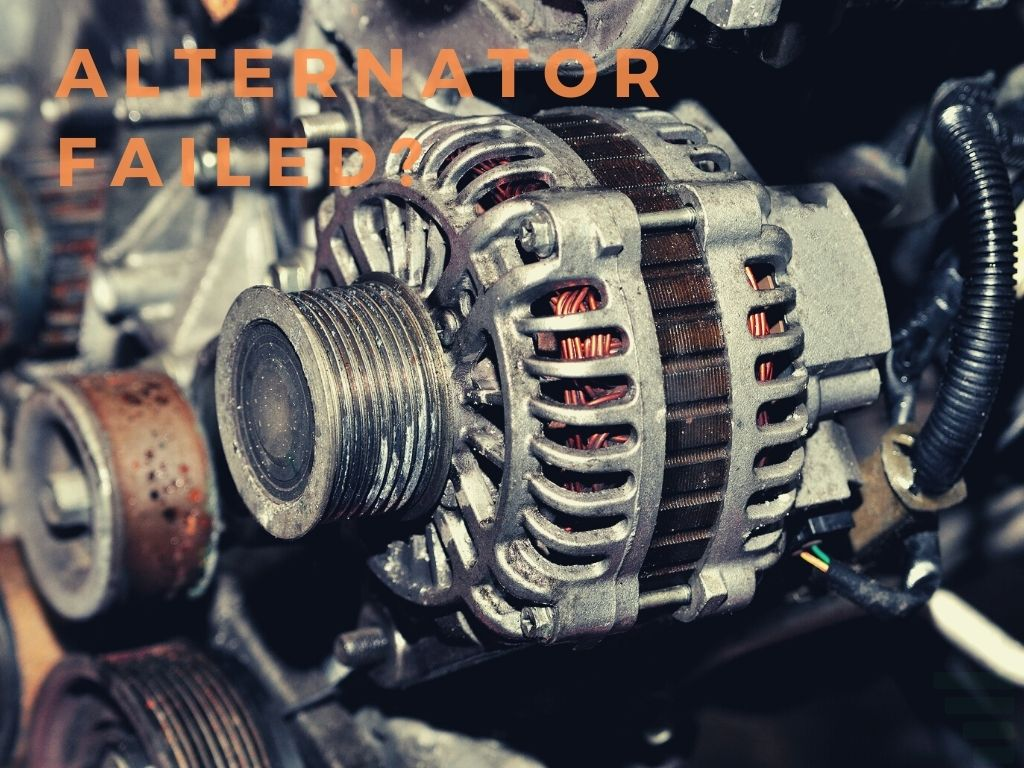 What Causes An Alternator To Fail