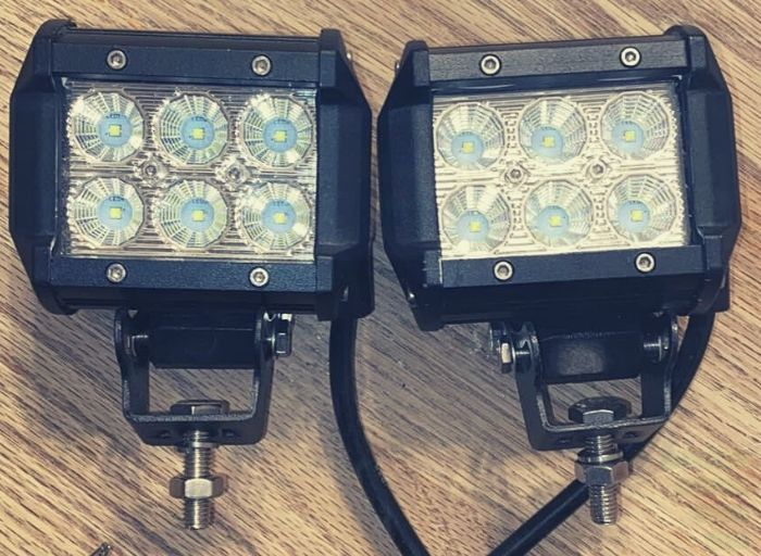 Best Jeep Nilight Led Pods