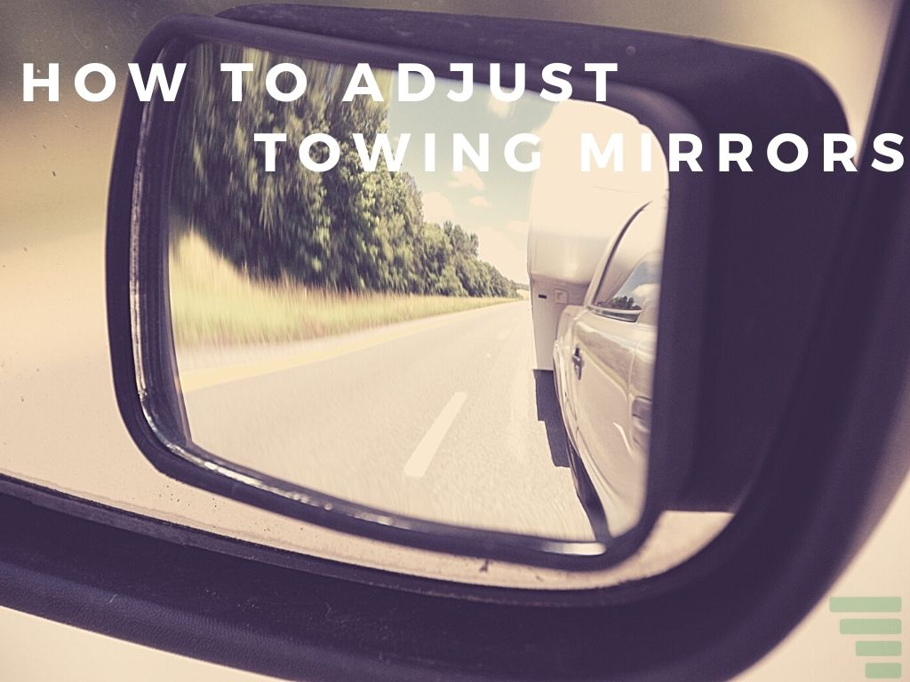 Convex or Flat Towing Mirrors (1)
