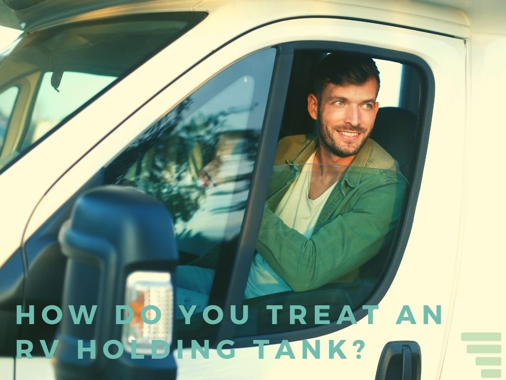 How Do You Treat an RV Holding Tank?