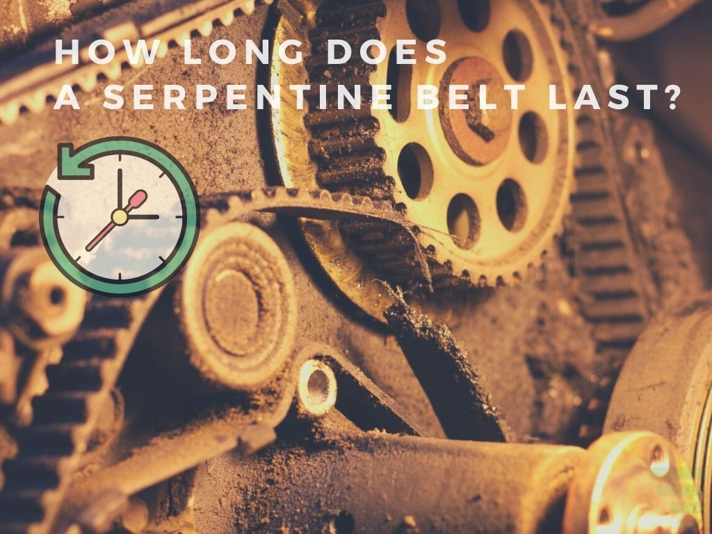 How Long Does A Serpentine Belt Last