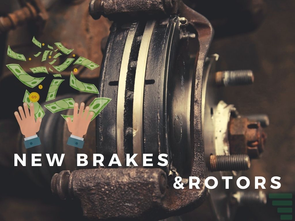How Much Should New Brakes and Rotors Cost