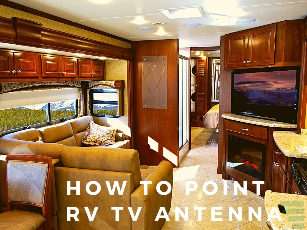 How to Point RV TV Antenna