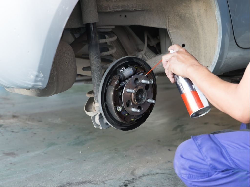 How to Use Brake Cleaner For Maximum Benefits