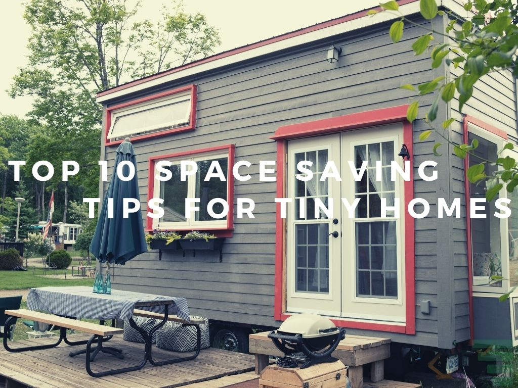 Space Saving Tips For Tiny Homes