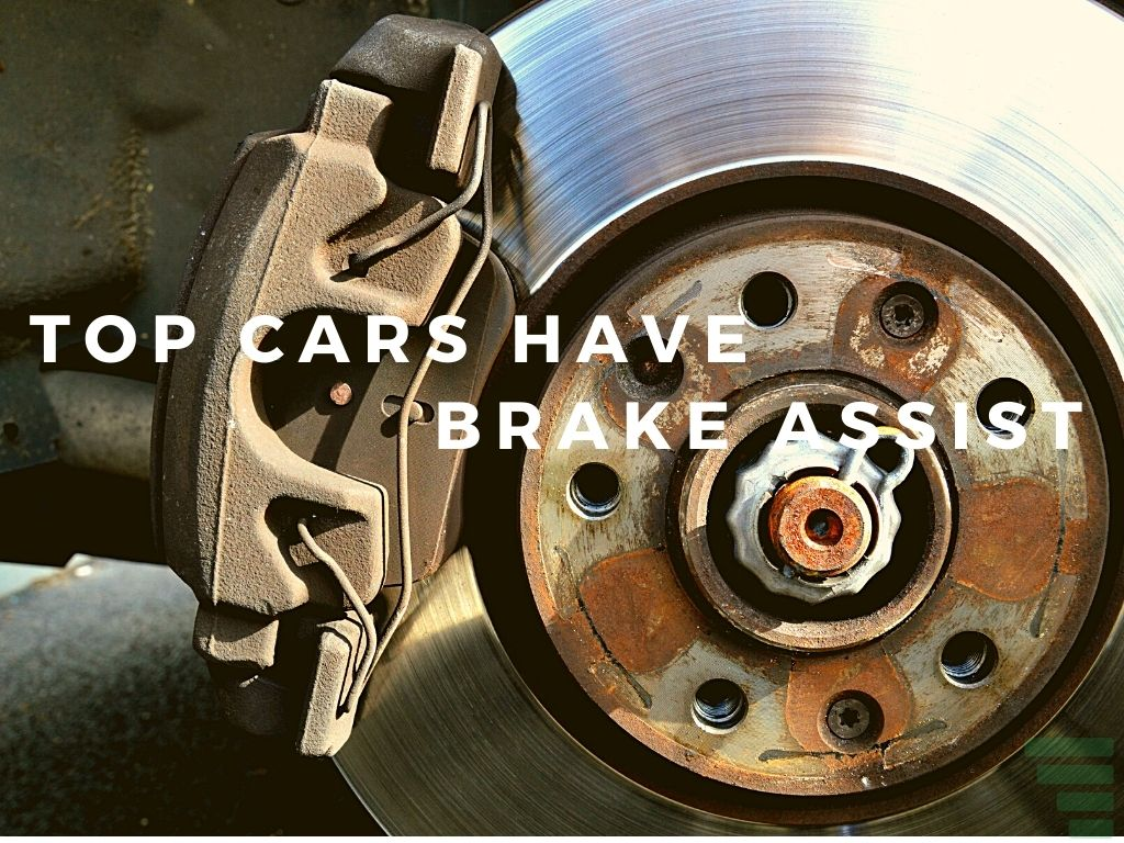What Cars Have Brake Assist
