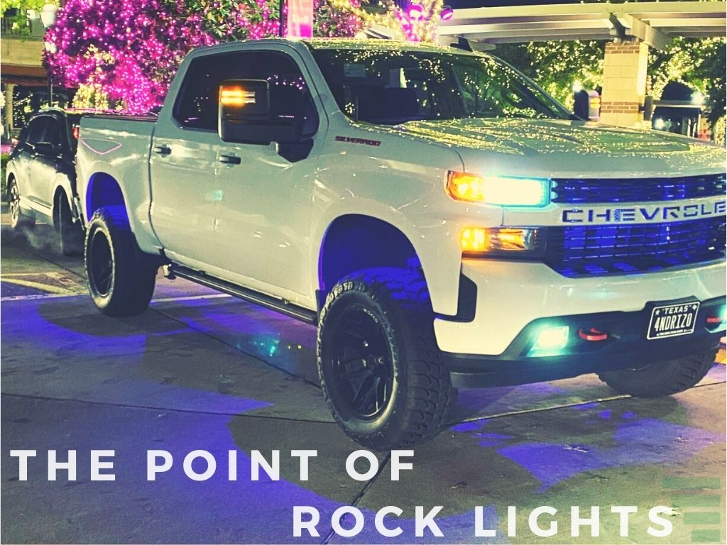 What Is the Point of Rock Lights